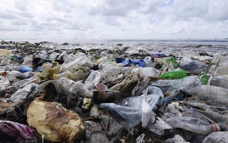 continente di plastica