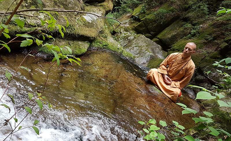 pensare come un monaco shaolin